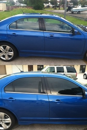 windows tint services for Shiny Car