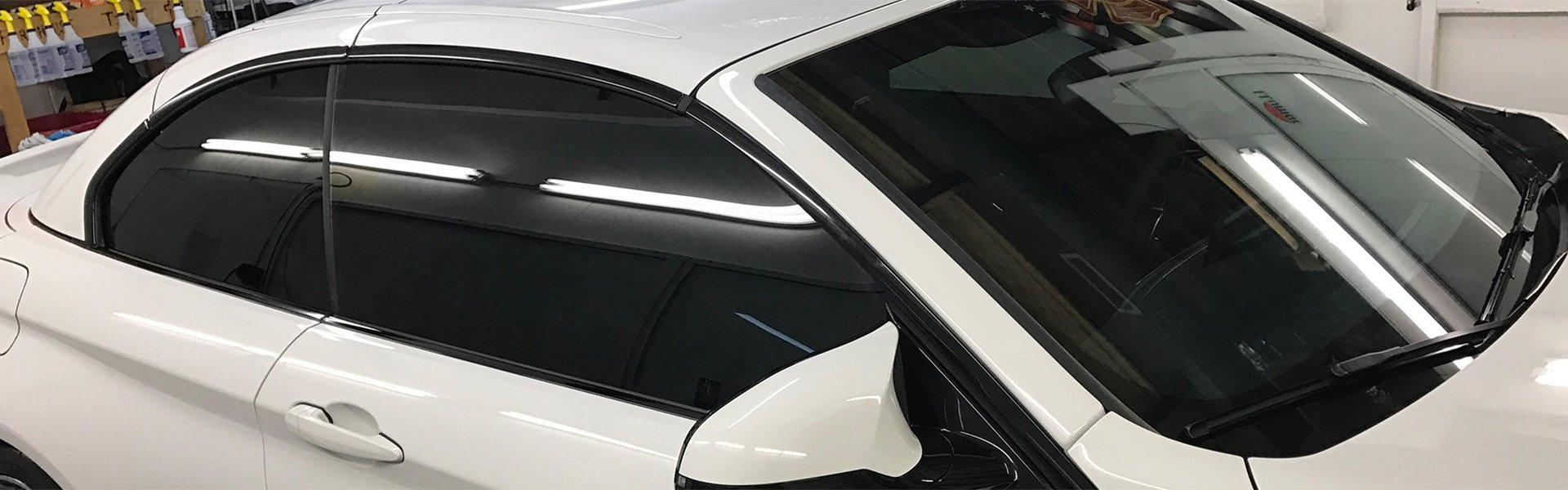 windows tint services for Automotive